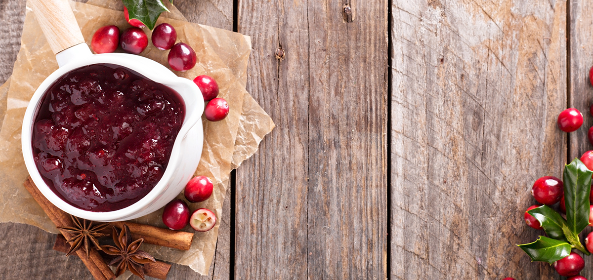 IQF Cranberries, delicious ingredient for cranberry recipes
